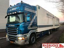 2010 Scania R480 B 6X2 Combinat
