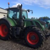 Used 2015 Fendt 724