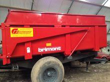 Bennes Cerealieres BRIMONT 8T