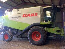 2005 Claas Lexion 540 ( 42828 )