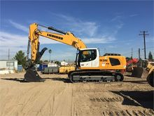 New 2014 LIEBHERR R9