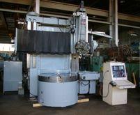 """Bullard Dynatrol 56"""" CNC VTL 50"""