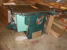Powermatic Table Saw Model 66,