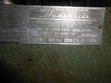 Denison Model A 1 Ton Multipres