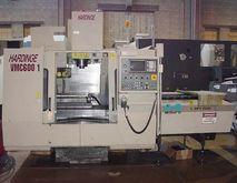 Hardinge VMC 600