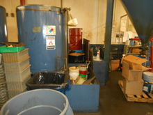 Storage Tank For Flammables, w/