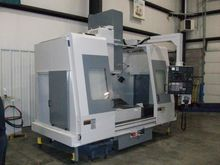 USED MORI MV55 CNC VERTICAL MAC