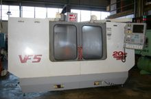 2000 HAAS VF-5 CNC VERTICAL MAC