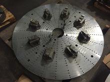 "Bullard VTL Mounting Plates 44"""