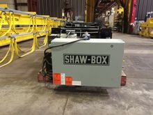 Mass Crane and Hoist Shaw-Box 5