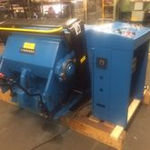 Cauhe Platen Die Cutting Press,
