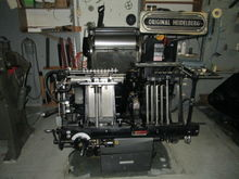 HEIDELBERG GTK PRINTER / GOOD C