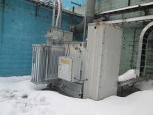 ABB 13,800 Volt Transformer 480