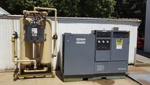 ATLAS COPCO AIR COMPRESSOR WITH