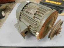 Teco Electric 460/230 Volt 4 Ph
