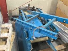 Hopper Feed Flat Belt Conveyor