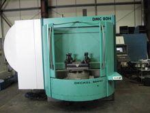 1998 DECKEL MAHO CNC-BAZ