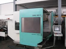Used 1996 DMG 80P,St