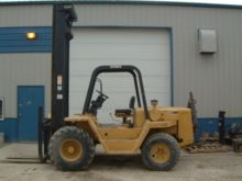 Used Caterpillar R80 Forklift for sale | Machinio