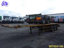 1999 Trouillet Container Transp