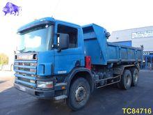 Used 2000 Scania P12