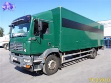 2007 MAN TGM 18 280