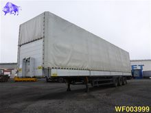 2008 Schmitz Cargobull Tarpauli