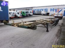 2001 TURBOS HOET Container Tran
