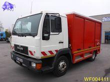 Used 2000 MAN L 2000