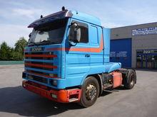1995 Scania #TC62595