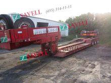 2001 12-0341 Semitrailer Gontra