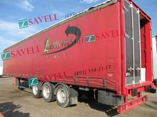 2003 (3484) Curtainsider semi-t