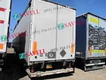 2001 (0807) Curtainsider semi-t
