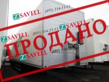 2003 14-0078 Semitrailer isothe