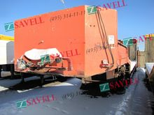 Low load semi-trailer TRAX S533