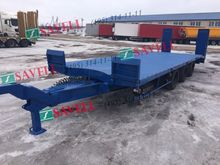 14-0062 Low-bed trailer TROUILL