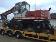 Used 1990 O&K MH5 PM