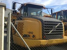 Used 2007 VOLVO A25D