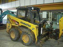 Used 2005 KOMATSU SK