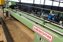 Used 1988 WEGOMA SD2