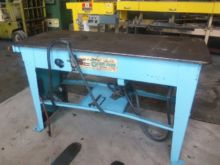 LUBOW ML-200 2-STOP TABLE BENDE