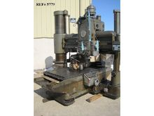 KOLB DOUBLE COLUMN BORING MILL