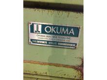 OKUMA LB-15 II CNC LATHE