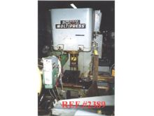 DENISON 35 TON MULTIPRESS