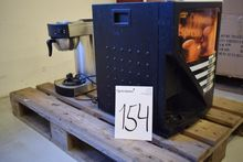 Coffee Machine + coffee without