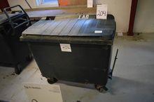 Waste Container, ca. 500 L (Auc
