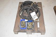 Hydraulic hoses with various fi