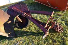 """A furrow Bovlund plow 24 """" (Auc"""