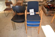 3 pieces. chairs with armrests