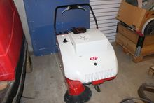 Sweeping machine RCM Brava with